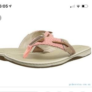 Sperry Top-Sider Partotfish Rope Sandals